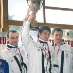 Seniorzy - Piotr, Bartek, Kacper