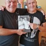 Janusz Harast i Peter Bozogan