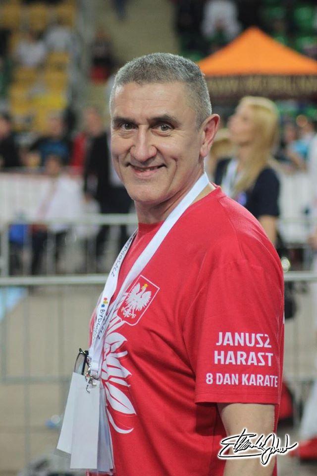 Janusz Harast - wszystkie grupy
