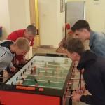 obóz klubowy Łeba 2019 - piłkarzyki