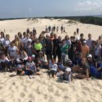 obóz klubowy Łeba 2019 - wydmy