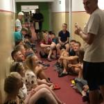obóz klubowy Łeba 2019