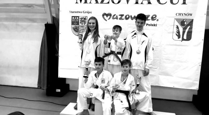Doskonały występ naszych zawodników na Mazowszu