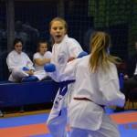 Weronika Durańska w akcji