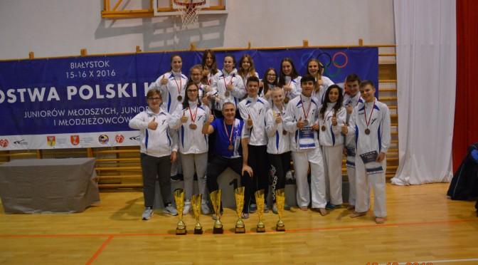 Mistrzostwa Polski WKF