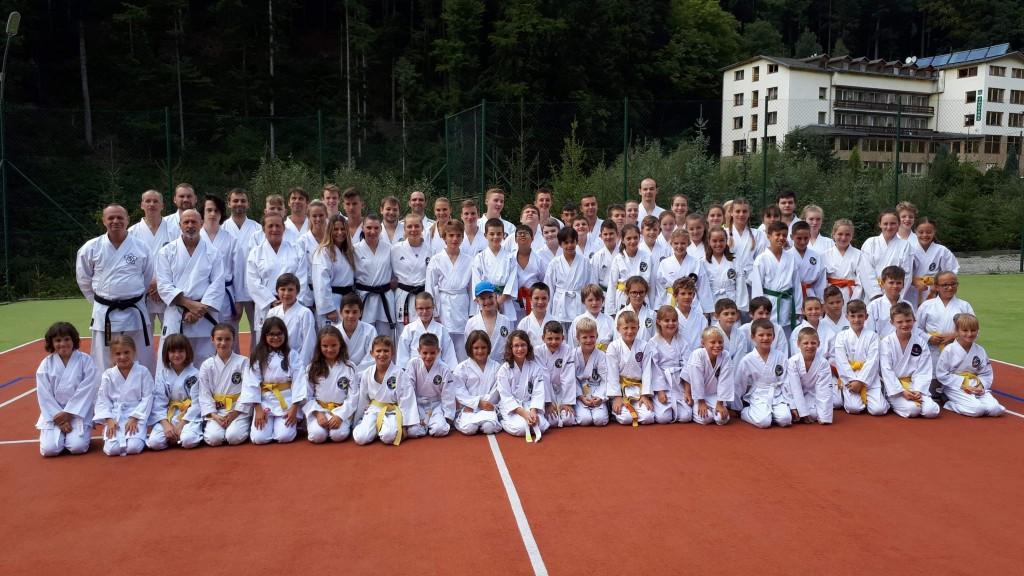 Obóz na Słowacji
