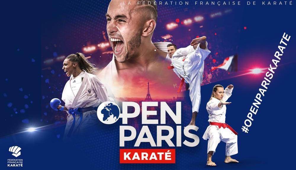 OpenParisKarate