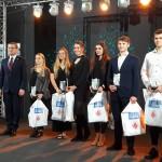 Nagrody od Marszałka Województwa Łódzkiego dla najlepszych Młodych sportowców 2018 - Kinga Harast