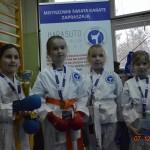 Mikołajkowy Turniej Karate klubu Harasuto