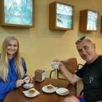 Trener Weronika i Trener Janusz w Portugalii