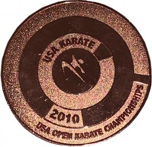 USA Open - Marta Dąbrowska 2010