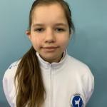 Julia Bogacz - młodziczka