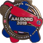 Brązowy medal na Mistrzostwach Europy Aalborg, Dania - Kinga Harast U21 luty 2019