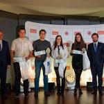 Nagrody od Marszałka Województwa Łódzkiego dla najlepszych Młodych sportowców 2019 - Kinga Harast