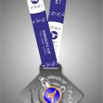 Oficjalny medal zawodów Harasuto Cup 2020