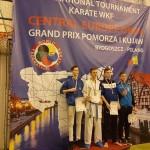Łukasz Bankowski - srebrny medal w Bydgoszczy