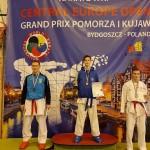 Łukasz Bankowski - złoty medal w Bydgoszczy