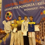 Michał Bankowski - brązowy medal w Bydgoszczy
