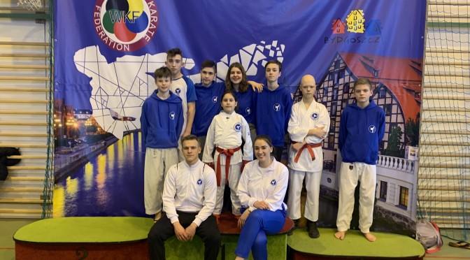 Sukcesy klubu Harasuto na Central Europe Bydgoszcz