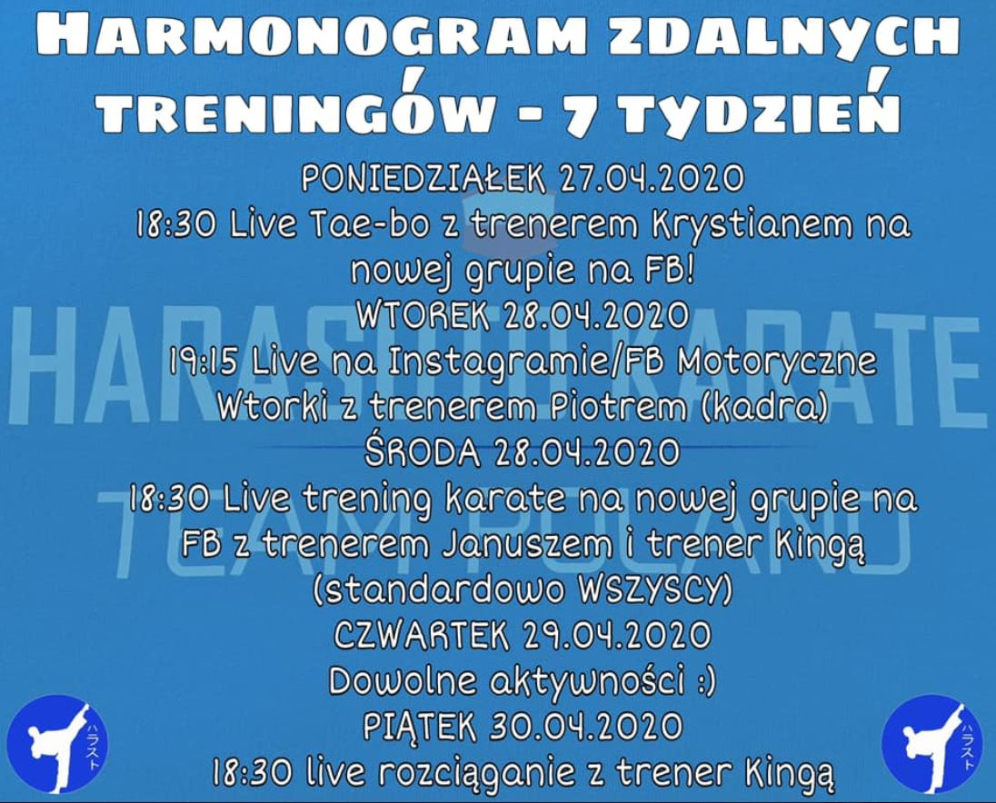 Harmonogram 2