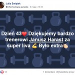 Trening live z trenerem Januszem 6.05 2